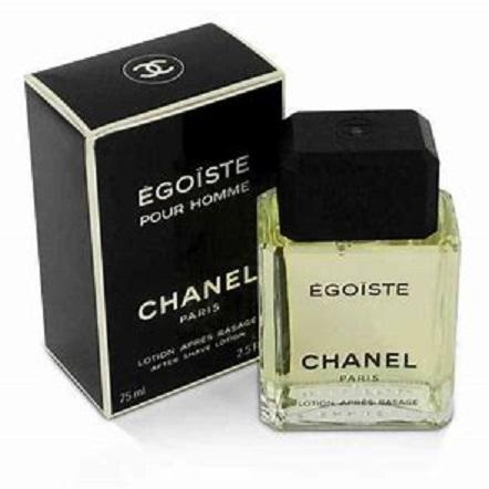 シャネルの香水エゴイストプラチナムレビュー