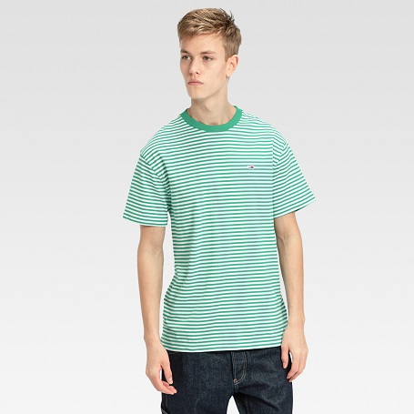 30代メンズ ボーダーTシャツの着こなしのコツ+コーデ紹介