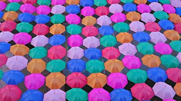 日傘,UVカット,お洒落,