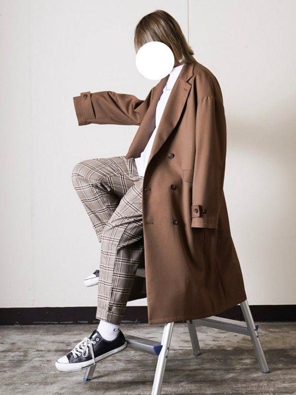秋のお洒落には男女問わずチェスターコートが必須!着こなし方も教えます!