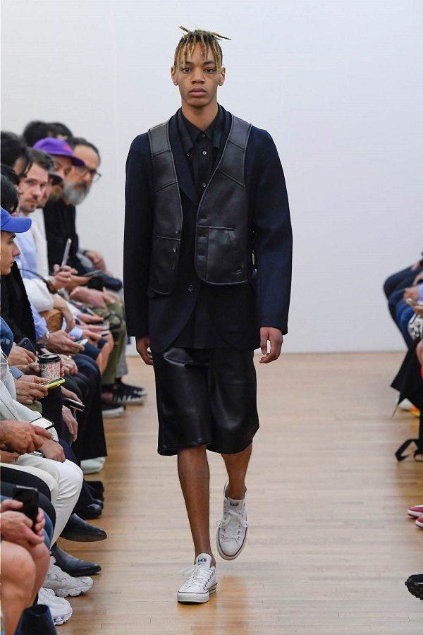 モード系ファッション