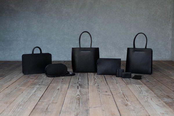 土屋製作所,土屋鞄,ブラックヌメ