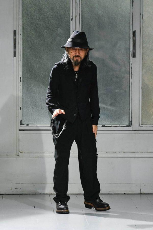yohji yamamoto,ヨウジヤマモト,コンセプト,ライン,黒の衝撃
