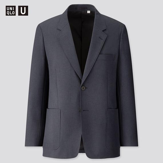 ユニクロユー,UNIQLO U,2020,ss,春夏,テーラードジャケット